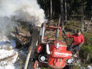 Tracteur Bimgas
