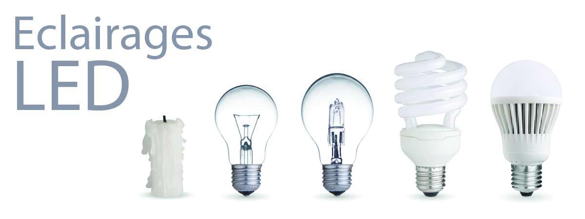 Privilégier les éclairages LED pour les économies d'énergies