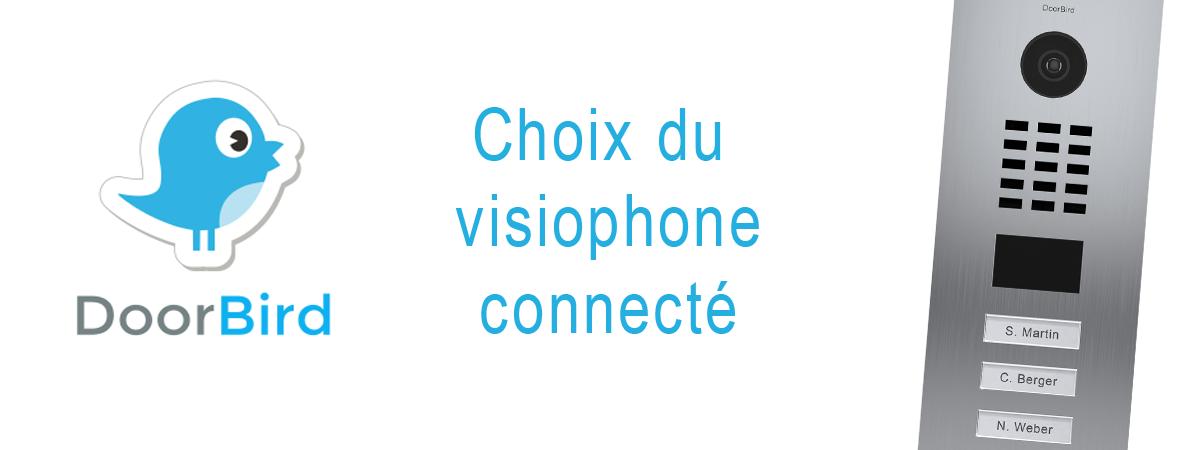 Visiophone connecté Doorbird D2103V